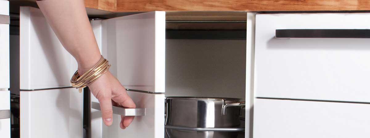 Eckschränke - Küchenfachhändler Forstern - SelMa GmbH