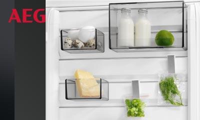 Aeg Kühlschrank Einbau : Aeg kühlschrank mit customflex küchenfachhändler forstern